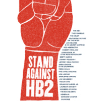 Saxapahaw Stand Against HB2 Concert